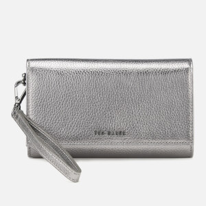 Ted Baker Women's Holli Textured French Purse - Gunmetal