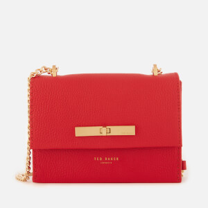 Ted Baker Women's Juliah Concertina Mini Cross Body - Red
