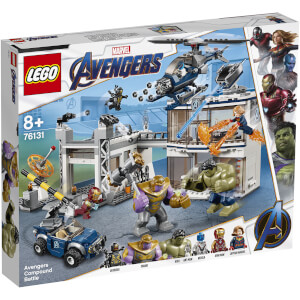 LEGO Super Heroes: Avengers Compound Battle 76131