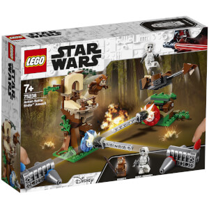 LEGO Star Wars Classic: Action Battle Endor™ Attacke 75238
