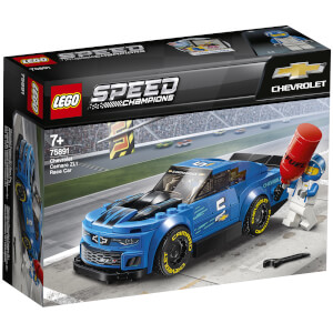 LEGO Chevrolet Camaro ZL1 Race Car Collectible (75891)