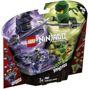 LEGO Ninjago: Spinjitzu Lloyd Vs. Garmadon (70664)
