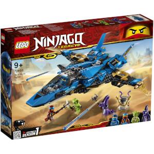 LEGO Ninjago: Jay's Storm Fighter 70668