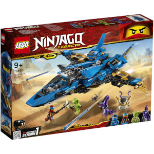 LEGO Ninjago: Jays Donner-Jet 70668