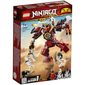 LEGO Ninjago: The Samurai Mech (70665)