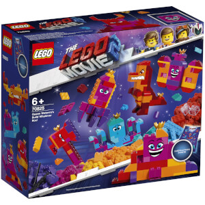LEGO Movie 2: Queen Watevra's Build Whatever Box!