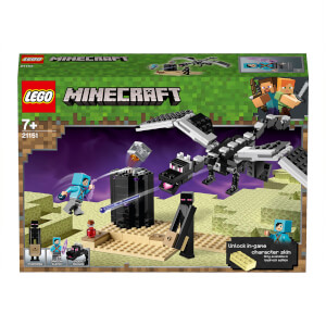 LEGO Minecraft: The End Battle (21151)