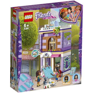 LEGO Friends: Emmas Künstlerstudio 41365