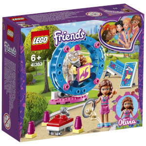 LEGO Friends: Olivia's Hamster Playground 41383