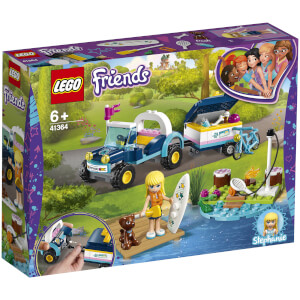 LEGO Friends: Stephanie's Buggy and Trailer (41364)