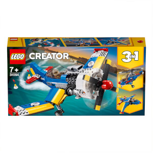 LEGO Creator: 3in1 Race Plane Helicopter Jet Set (31094)