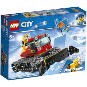 LEGO City: Snow Groomer Plough Winter Holidays Toy (60222)