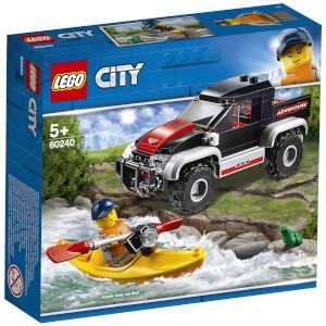 LEGO City Great Vehicles: Kayak Adventure (60240)