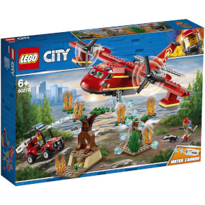 LEGO City Fire: Fire Plane 60217