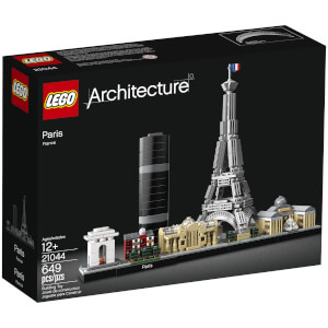 LEGO Architecture: Paris 21044