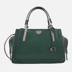 Coach Women's Metallic Dreamer 21 Bag - Metallic Ivy