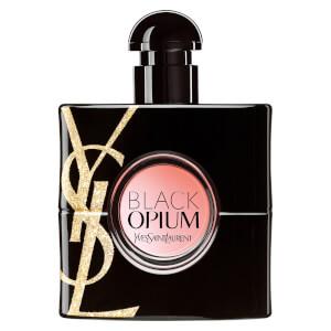 Yves Saint Laurent Black Opium Eau de Parfum Christmas Collection 50ml