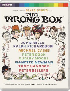 The Wrong Box - Limited Edition