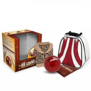 The Big Lebowski: Inkl. Bowling Tasche & Ball, Pulli - Zavvi Exklusives 4K Ultra HD & Blu-ray Steelbook