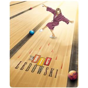 El Gran Lebowski 4K UHD & Blu-ray - Steelbook Exclusivo de Zavvi