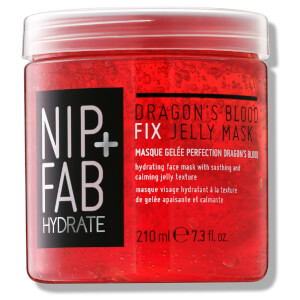Mascarilla de gelatina Dragon's Blood Fix de NIP+FAB