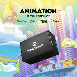 My Geek Box - Animation Box - Männer - S