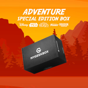 My Geek Box - Adventure Box - Men's - S