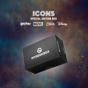 My Geek Box - Box ICONS - Homme - S