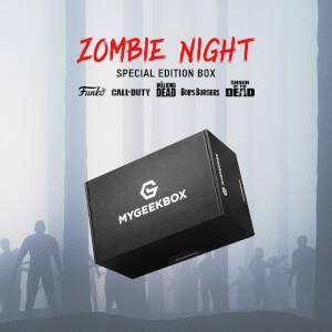 My Geek Box - Noche Zombi Box - Hombre - M