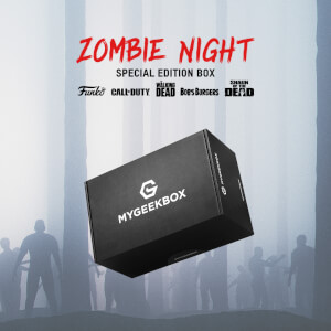 My Geek Box - Zombie Night Box - Men's - XXXL