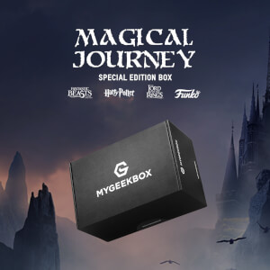 My Geek Box - Magical Journey Box - Men's - S