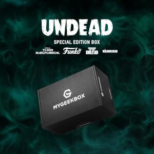 My Geek Box - UNDEAD Box - Men's - XXL
