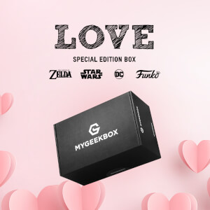 My Geek Box - LOVE Special Edition Box - Women's - M