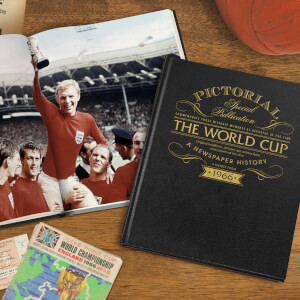 Football World Cup 1966 Pictorial Edition
