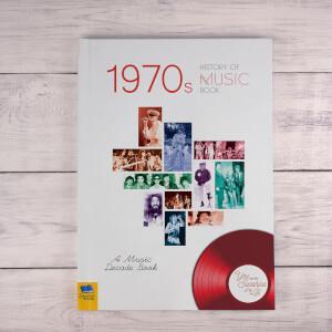 1970s History of Music - Hardback
