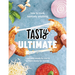 Tasty Ultimate Cookbook (Hardback)