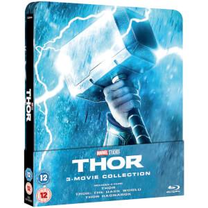 Thor 1-3 Collection - Zavvi Exclusive Steelbook