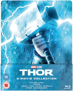 Thor 1-3 Collection - Zavvi UK Exclusive Steelbook