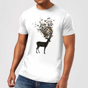 Tobias Fonseca Wild Nature Men's T-Shirt - White