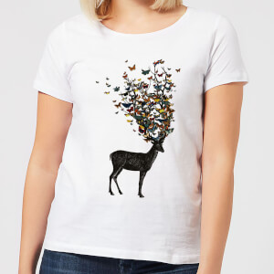 Wild Nature Women's T-Shirt - White