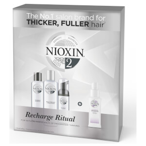 NIOXIN Hair Booster Gift Set (Worth £72.00)