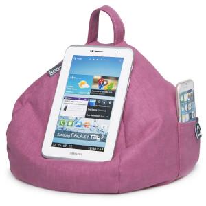 iBeani iPad, Tablet und E-Reader Sitzsackstand – Rosa