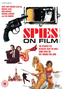 Spies on Film: Volume 2