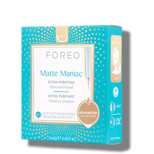 FOREO UFO Activated Masks - Matte Maniac (6 Pack)