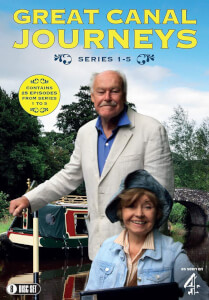 Great Canal Journeys: Series 1-5 Boxset