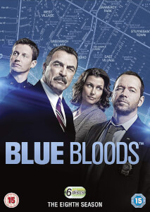 Blue Bloods Season 8 Set