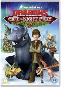 DRAGONS: GIFT OF THE NIGHT FURY - 2018 Artwork Refresh