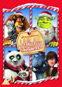 SHREK THE HALLS/MERRY MADAGASCAR/DRAGONS: GIFT OF THE NIGHT FURY/KUNG FU PANDA CHRISTMAS HOLIDAY SPE