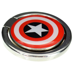 Marvel Captain America Shield Mobile Spin Grip Shield
