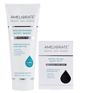 AMELIORATE Wash and Mitt Duo (Worth £20.00)